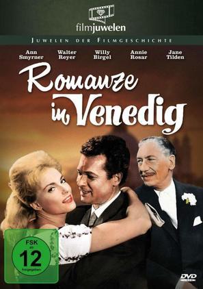Romanze in Venedig - German Movie Cover (thumbnail)