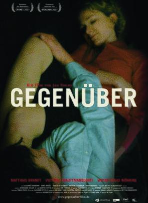 Gegenüber - German Movie Poster (thumbnail)