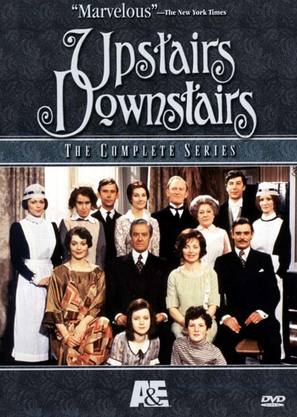 """Upstairs, Downstairs"" - DVD cover (thumbnail)"