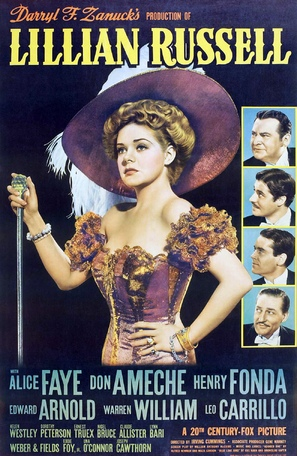 Lillian Russell - Movie Poster (thumbnail)