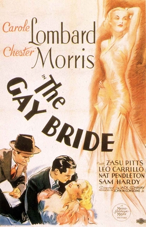 The Gay Bride - Movie Poster (thumbnail)