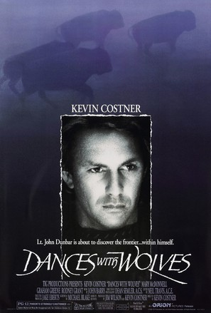 Dances with Wolves - Movie Poster (thumbnail)