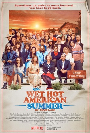 """""""Wet Hot American Summer: 10 Years Later"""" - Movie Poster (thumbnail)"""