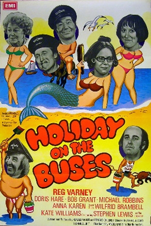 Holiday on the Buses - Movie Poster (thumbnail)
