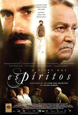 O Filme dos Espíritos - Brazilian Movie Poster (thumbnail)