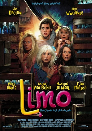 Limo - Dutch Movie Poster (thumbnail)