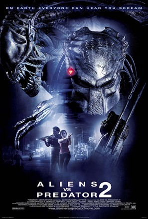 AVPR: Aliens vs Predator - Requiem - Movie Poster (thumbnail)