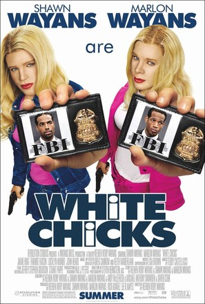 White Chicks - Movie Poster (thumbnail)