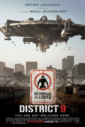 District 9 - Movie Poster (thumbnail)
