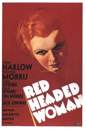 Red-Headed Woman - Movie Poster (thumbnail)