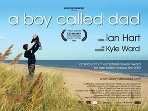 A Boy Called Dad - British Movie Poster (thumbnail)