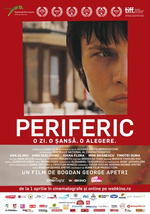 Periferic - Romanian Movie Poster (thumbnail)