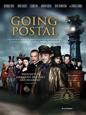 Going Postal - British Movie Poster (thumbnail)