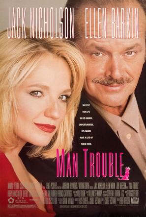 Man Trouble - Movie Poster (thumbnail)