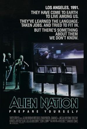 Alien Nation - Movie Poster (thumbnail)