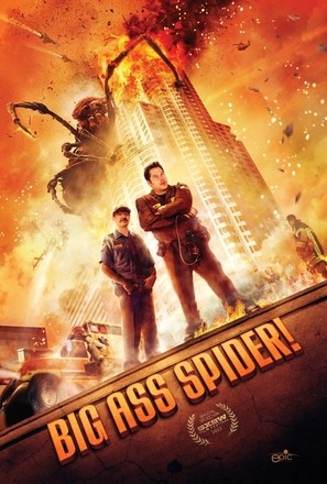 Big Ass Spider - Movie Poster (thumbnail)