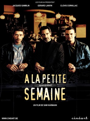 À la petite semaine - Belgian Movie Poster (thumbnail)