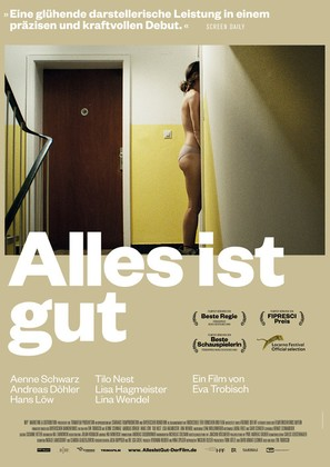 Alles ist gut - German Movie Poster (thumbnail)