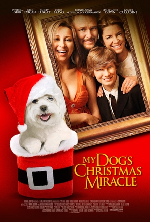 My Dog's Christmas Miracle - Movie Poster (thumbnail)