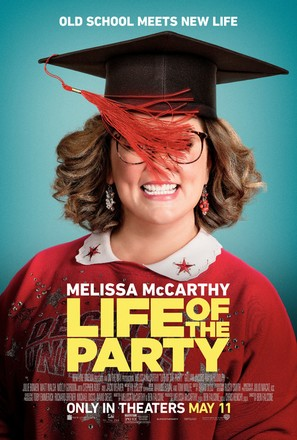 Life of the Party - Movie Poster (thumbnail)