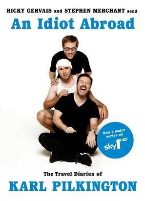 """An Idiot Abroad"" - British Movie Poster (thumbnail)"