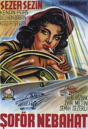Soför Nebahat - Turkish Movie Poster (thumbnail)