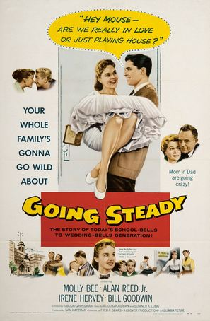 Going Steady - Movie Poster (thumbnail)