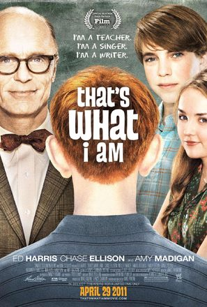 That's What I Am - Movie Poster (thumbnail)