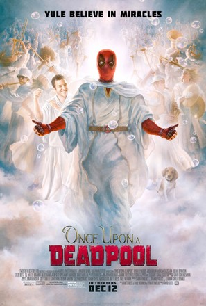 Deadpool 2 - Re-release poster (thumbnail)