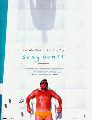 Sexy Beast - Movie Poster (thumbnail)