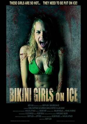 Bikini Girls on Ice - Canadian Movie Poster (thumbnail)