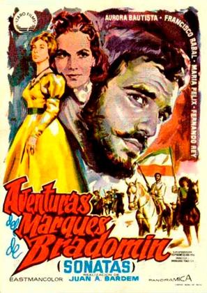 Sonatas - Spanish Movie Poster (thumbnail)