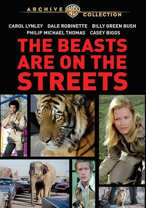 The Beasts Are on the Streets - Movie Poster (thumbnail)
