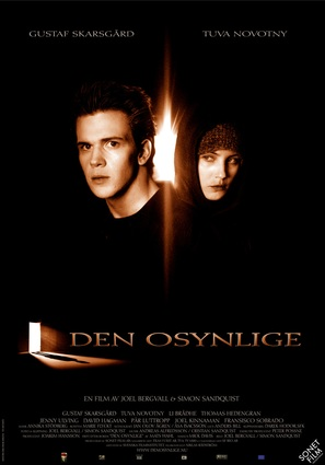 Den osynlige - Swedish Movie Poster (thumbnail)