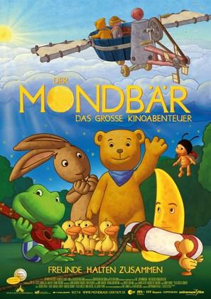 Der Mondbär: Das große Kinoabenteuer - German Movie Poster (thumbnail)