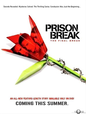 Prison Break: The Final Break - Movie Poster (thumbnail)