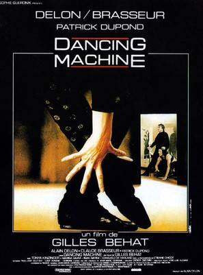 Dancing Machine - French Movie Poster (thumbnail)