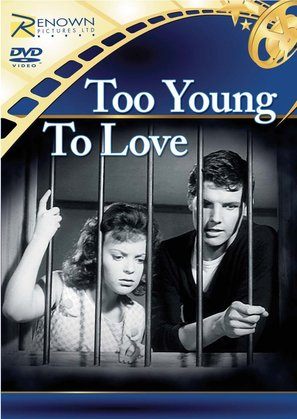 Too Young to Love - British DVD movie cover (thumbnail)
