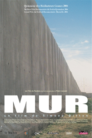 Mur - French poster (thumbnail)