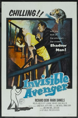 The Invisible Avenger - Movie Poster (thumbnail)