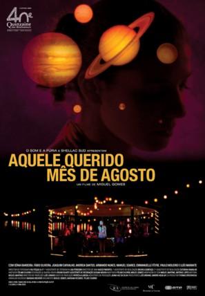 Aquele Querido Mês de Agosto - Portuguese Movie Poster (thumbnail)