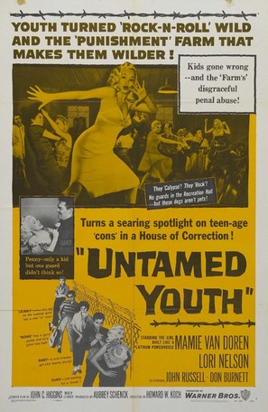 Untamed Youth - Movie Poster (thumbnail)