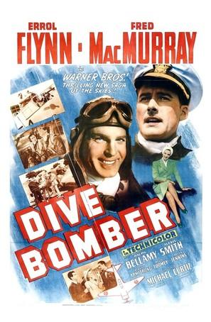 Dive Bomber - Movie Poster (thumbnail)