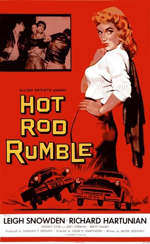 Hot Rod Rumble - Movie Poster (thumbnail)