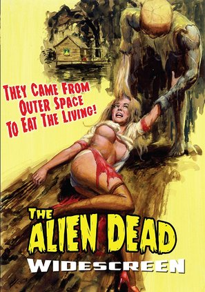 Alien Dead - Movie Cover (thumbnail)