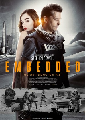 Embedded - Canadian Movie Poster (thumbnail)