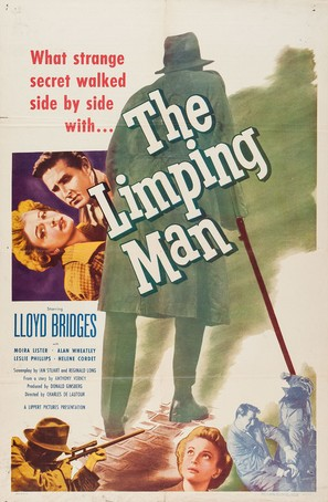 The Limping Man - Movie Poster (thumbnail)