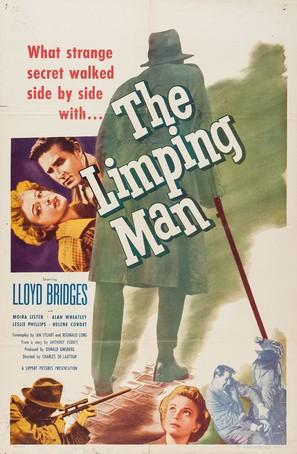 The Limping Man - Movie Poster (thumbnail)