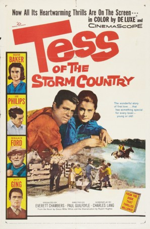 Tess of the Storm Country - Movie Poster (thumbnail)