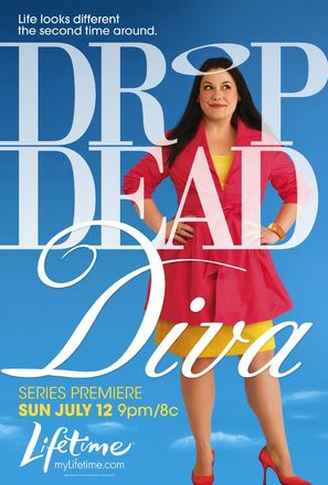 """Drop Dead Diva"" - Movie Poster (thumbnail)"